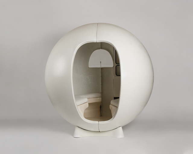 , 'Isolation Sphere,' 1971, Maison Gerard