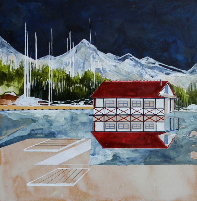 , 'Boat House,' 2017, Arusha Gallery