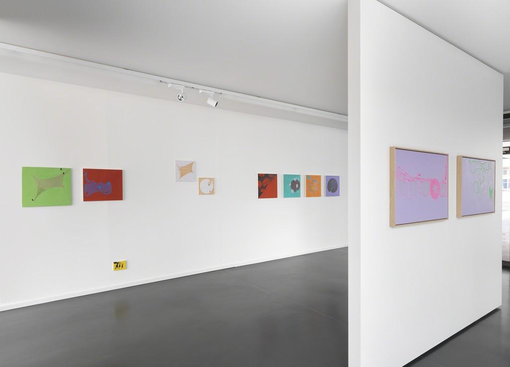 Installation View 6: Works by Nils Erik Gjerdevik