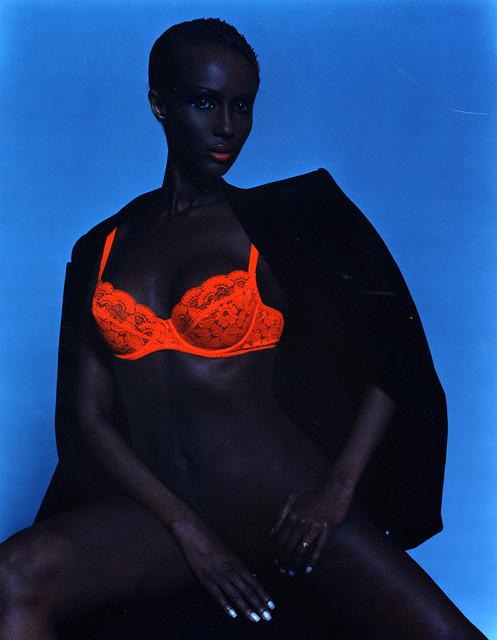 , 'Iman,' 2001, CAMERA WORK