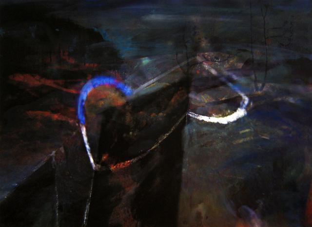 Mirel Vieru, 'Exceeding the limit exhausts transgression I', 2018, Renaissance Art Gallery
