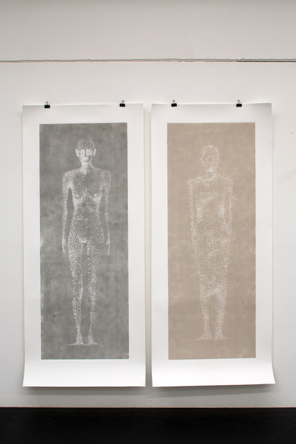 , 'Desnuda - Eila,' 2014, Galleria Doris Ghetta