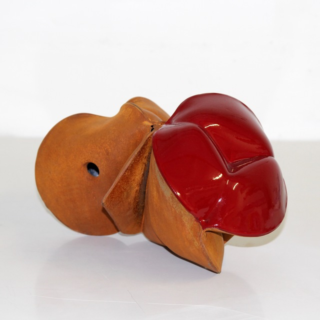 , 'Big Apple Red,' 2011-2013, Galerie Richard