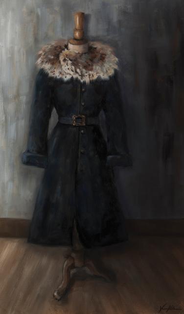 , 'Snow Leopard Coat,' 2018, Vanessa Rothe Fine Art
