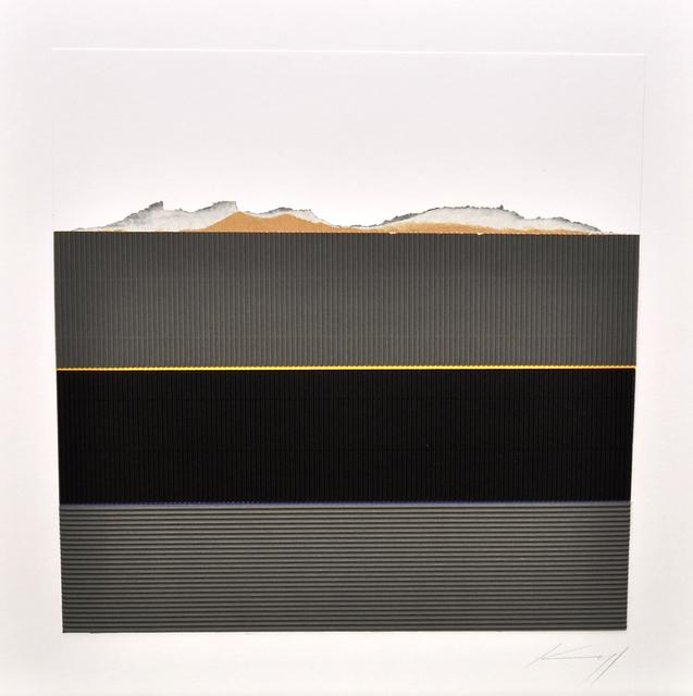 Edgar Knoop, 'Horizonte 9', 2015, O-68