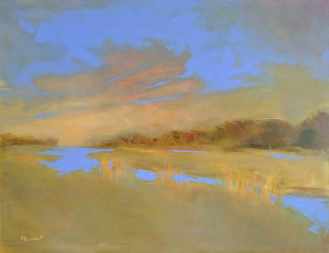 Frances Roosevelt, 'Blue Creek', Somerville Manning Gallery