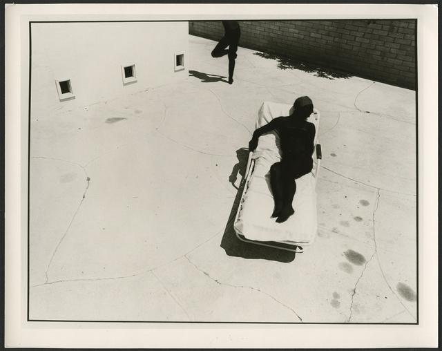 , 'Black Sun Picture #8,' ca. 1976, ROSEGALLERY