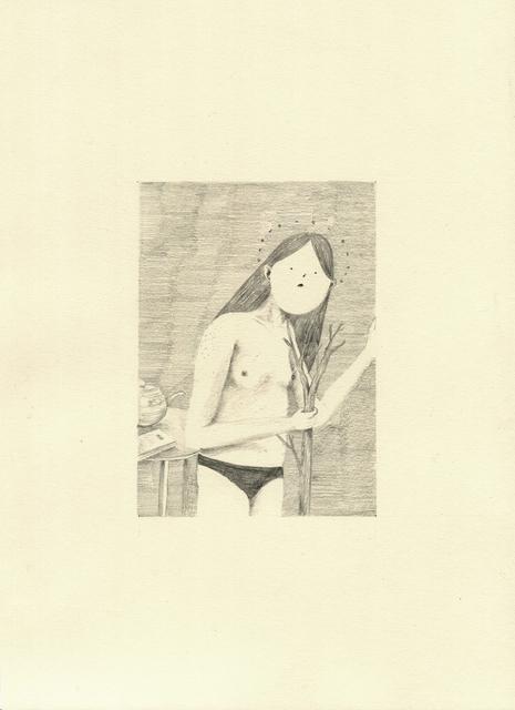 Keaton Henson, 'Marie', 2016, Rhodes
