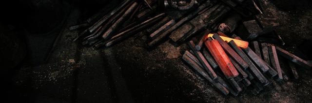, 'Steel Rods, Barentsburg series,' 2014, Artistics
