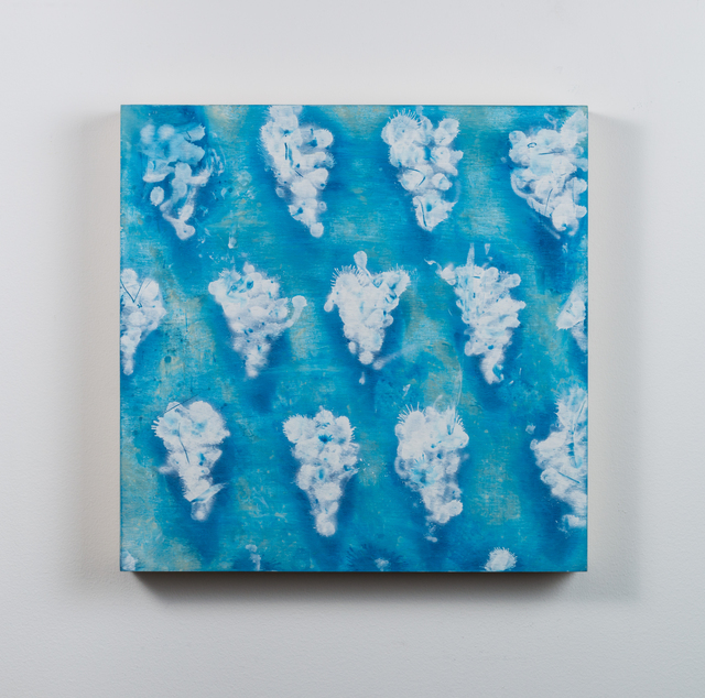 , 'My New Blue Friend Number Ten,' 2015, Upfor