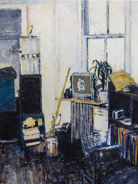 , 'East 12th Street, New York, Apartment of Alexis Adler and Jean-Michel Basquiat,' 2018, Gavlak