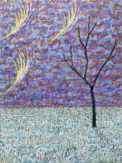 Benjamin Degen, 'Lay Up/Underfoot', 2019, Susan Inglett Gallery