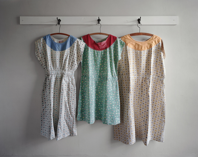 , 'Patient Dresses Made at Clarinda State Hospital, Clarinda, Iowa,' 2008, Benrubi Gallery