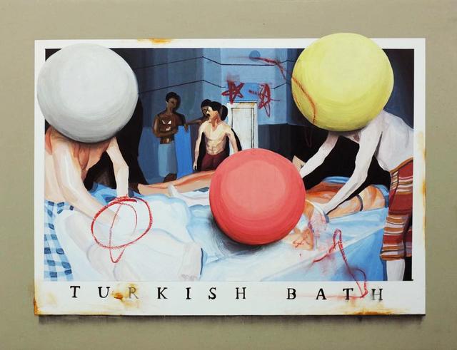 , 'Taipei × Turkey.D - A Postcard of Turkish,' 2015, Yiri Arts