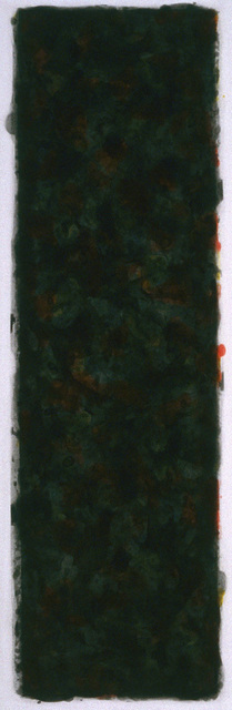 , 'Color & Black, 30 x 17, #1,' 1991, Crown Point Press