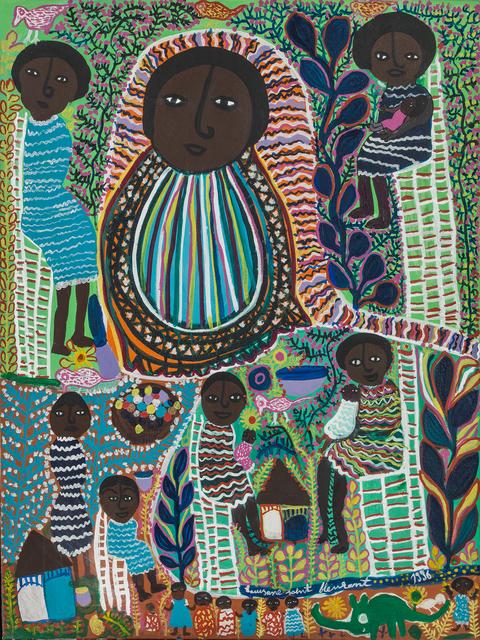 Louisiane Saint-Fleurant, 'The Family', 1996, PIASA