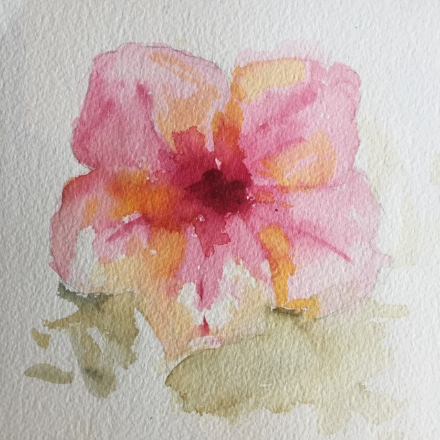 , 'Flower Study IV,' ca. 2018, Axiom Fine Art