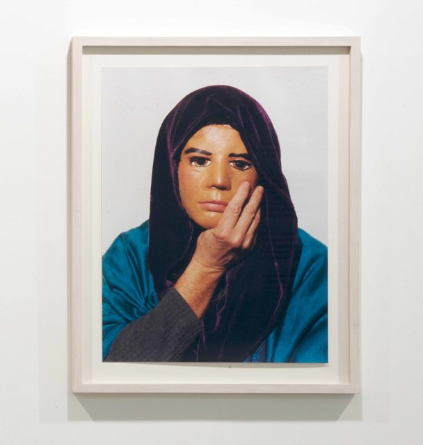 , 'Self-Portrait Pretending to Be Maria Thereza Alves,' 1995-2006, Hammer Museum
