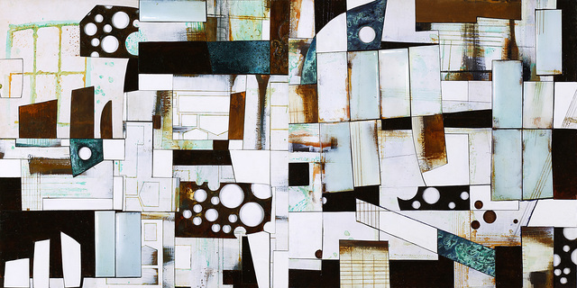 , 'Salt Ponds 1,' 2016, Avenue 12 Gallery