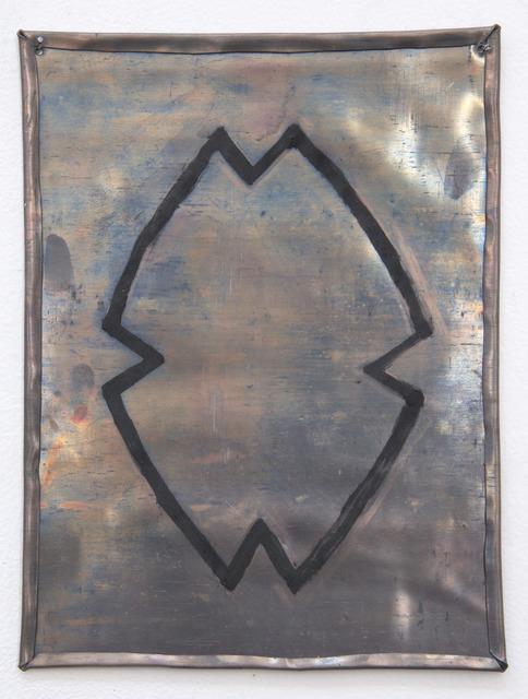 , 'Graphiteflint Lead,' 2016, Tayloe Piggott Gallery