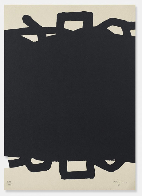 Eduardo Chillida, 'Untitled', ca 1985, EHC Fine Art Gallery Auction