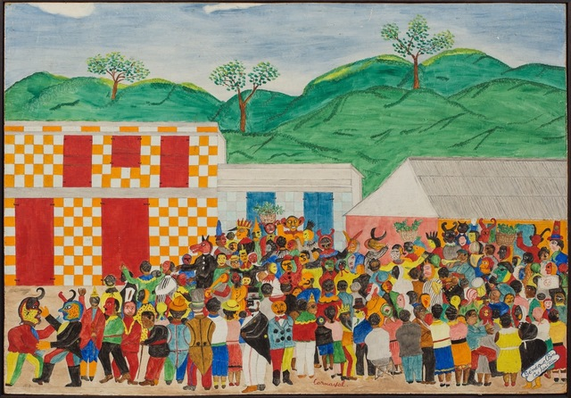, ' Carnaval,' ca. 1956, ZQ Art Gallery