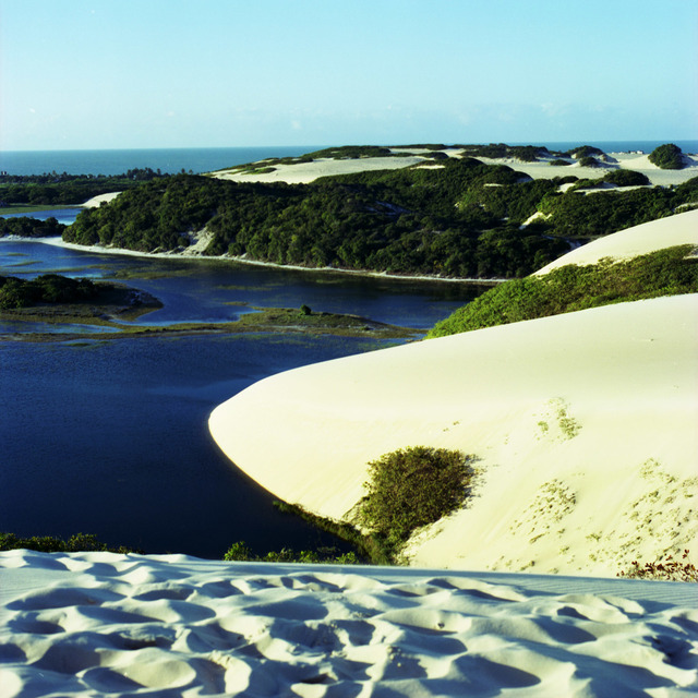 , 'Natal, Brazil – Dunes,' 2010, InLiquid