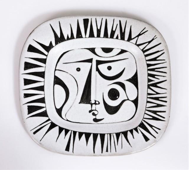 , 'Visage Soleil,' ca. 1950, Lebreton