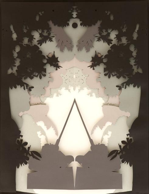 , 'Gegenüber,' 2014, Galerie Kleindienst