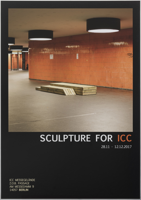 , 'Sculpture for ICC,' 2018, the Goma