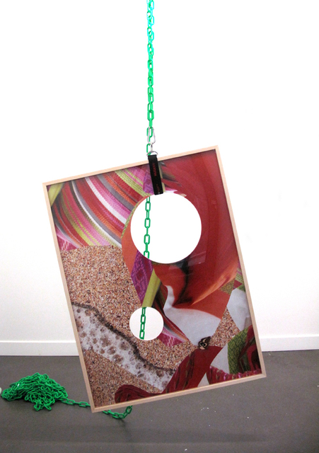 , 'Composition 036,' 2014, Galerie Christophe Gaillard