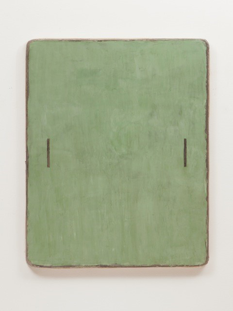, 'Green with 2 Lines Removed,' 2014, William Campbell Contemporary Art, Inc.