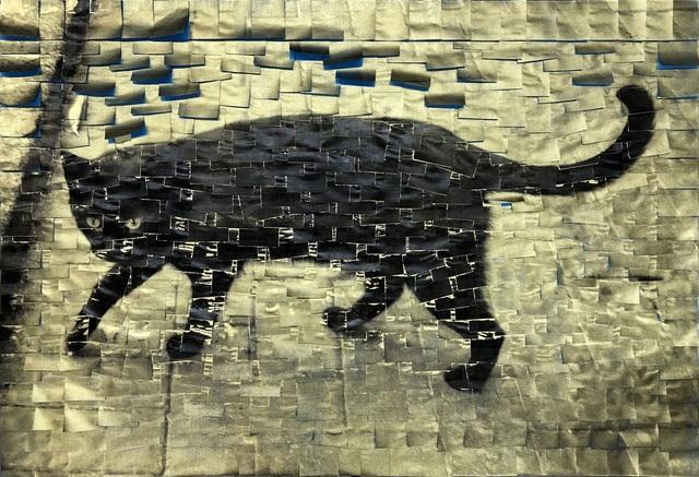 , 'Fırça / Brush,' 2018, Ekavart Gallery