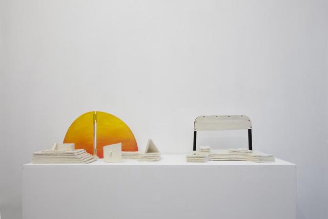 , 'Paisagem inventada,' 2014, Galerie Emmanuel Hervé