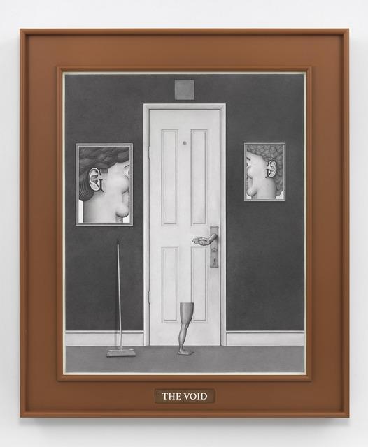 , 'The Void,' 2016, Gagosian