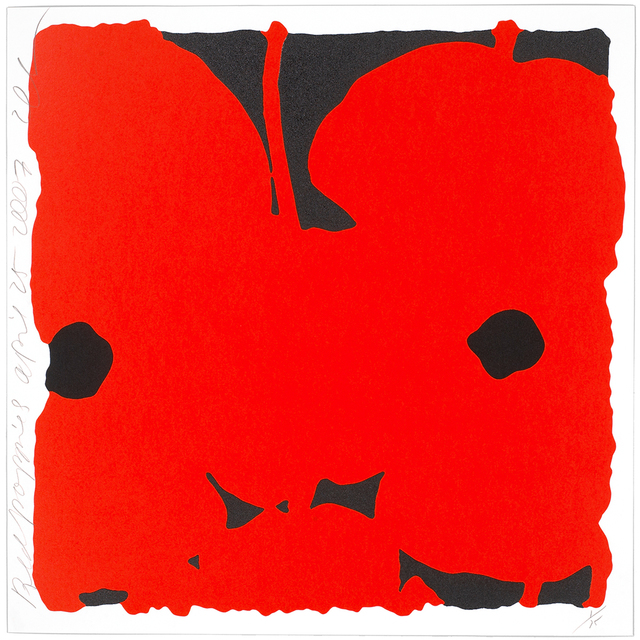 , 'Red Poppies,' 2007, Newzones