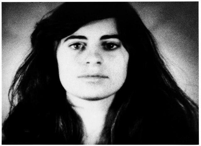 , 'Ann Buchanan: Riprese fotografiche della proiezione dello screen test alla Factory, New York.,' 1964, Lia Rumma