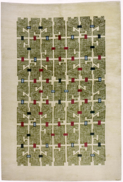 , 'Rug,' ca. 1955, Beauvais Carpets