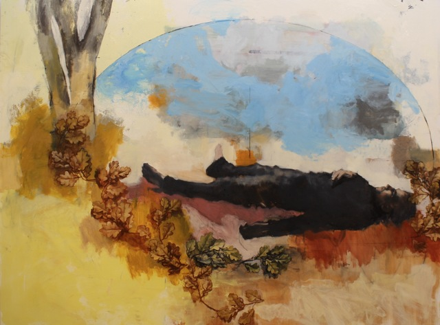, 'The Woodcutter's Dream,' 2020, Albemarle Gallery