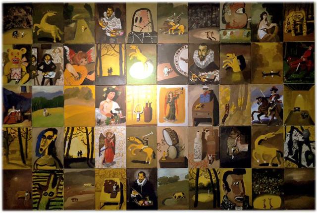 , 'Ruidos en la Ciudad,' 2013, Galeria Sur