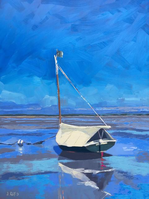 , 'Blue Tide,' 2019, Copley Society of Art
