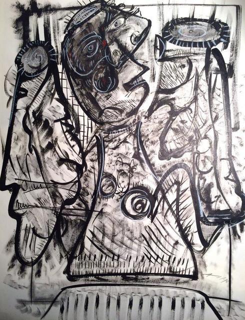 , 'Angel,' 2015, SILAS VON MORISSE gallery