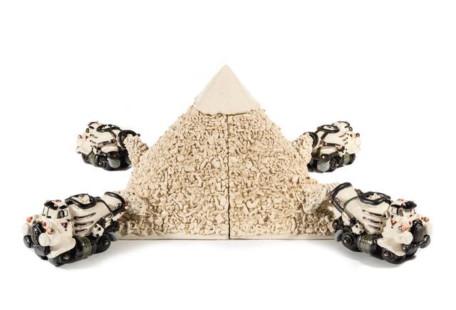 Dennis Clive, 'Twentieth Century Pyramid', 1976, Allan Stone Projects