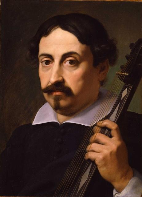 , 'Portrait of a Musician,' , Robilant + Voena
