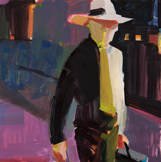 , 'Walk The Line,' 2018, 440 Gallery
