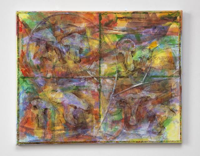 , 'Mushrooms,' 2017, Court Tree Gallery