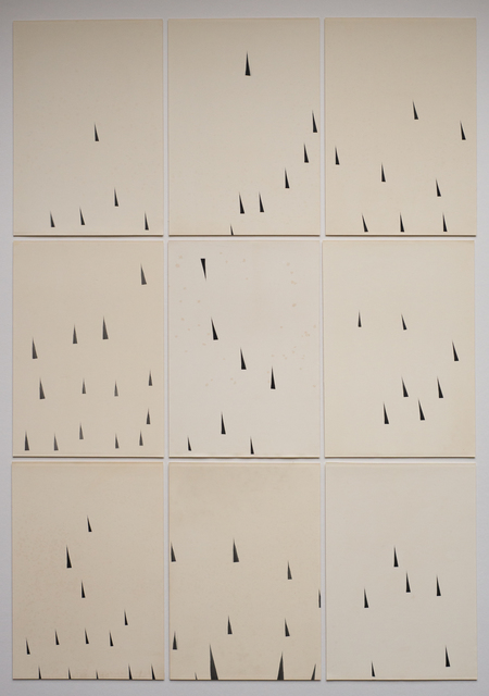 , 'Yucca As Sumerian Script,' 2018, GALLERY FIFTY ONE