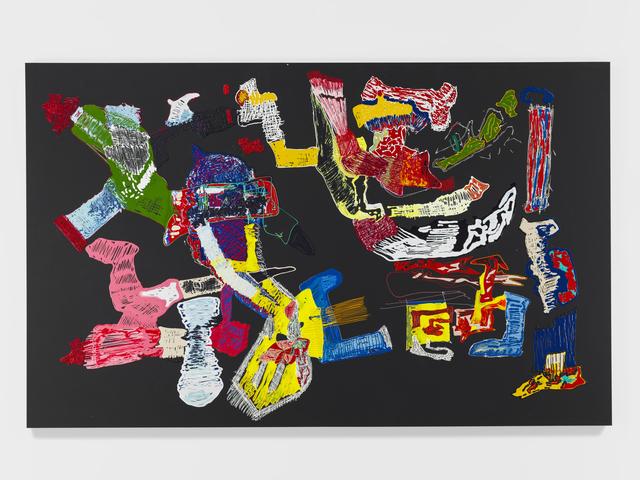 , 'Pound,' 2018, Simon Lee Gallery