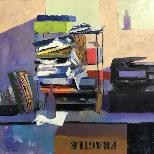 , 'Organized Life,' 2018, Addison Art Gallery