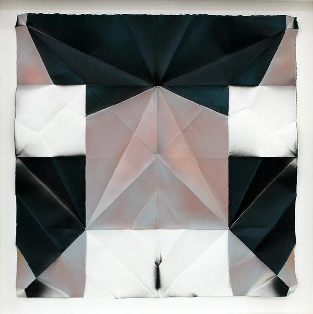 , 'Origami (B-2 Stealth Bomber),' 2016, Galerie Heike Strelow